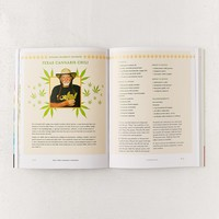 The Official High Times Cannabis Cookbook By Elise McDonough | Urban Outfitters