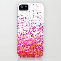 sparkles iPhone & iPod Case by Marianna Tankelevich