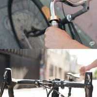 """""""Oi"""" : The bike bell that doesn't look like a bike bell."""