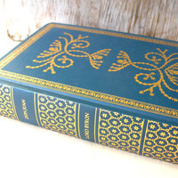 Don Juan by Lord Byron - Hard Cover Book - Vintage Book - Decorative Book