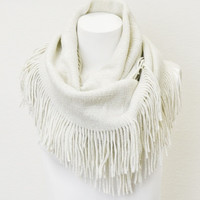 Tinsel Town Infinity Scarf