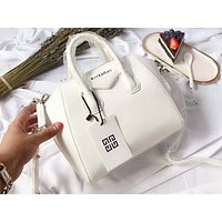 Givenchy fashion hot selling casual lady patchwork color shopping shoulder bag #8