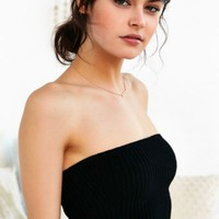 BDG Brooklyn Sweater Bandeau Bra-