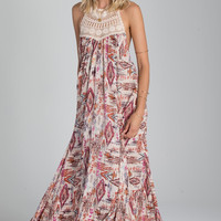 Billabong - Shine On Maxi Dress | Multi