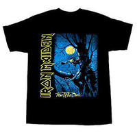 IRON MAIDEN - Fear Of The Dark - T SHIRT S-M-L-XL-2XL Brand New - Metal Music