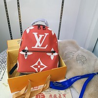 lv louis vuitton shoulder bag lightwight backpack womens mens bag travel bags suitcase getaway travel luggage 85