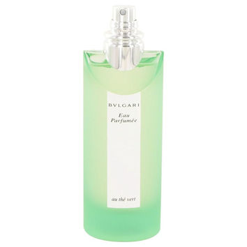 BVLGARI EAU PaRFUMEE (Green Tea) by Bvlgari Cologne Spray (Unisex -Tester) 2.5 oz
