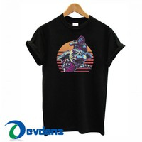 Chunk And Falcor T Shirt Women And Men Size S To 3XL