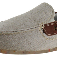 GBX Mens Suttle Slip-On Moc Loafers Boat Shoes