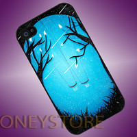 The Fault in Our Stars - Photo Print for iPhone 4/4s, iPhone 5/5C, Samsung S3 i9300, Samsung S4 i9500 Hard Case