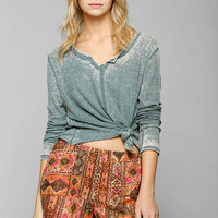 Band Of Gypsies Breezy Lounge Short - Urban Outfitters
