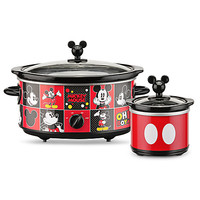 Mickey Mouse Slow Cooker with Dipper | Disney Store