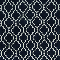 Kas Rugs Allure 4067 Charcoal Fiore Area Rug