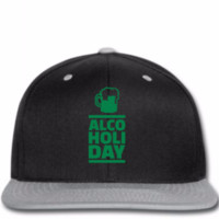 alcoholiday - Snapback