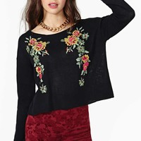 Alice Embroidered Sweater
