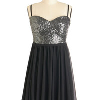 Scene and Sequins Dress