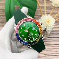 Rolex Watch Woman Men Fashion Quartz Watch
