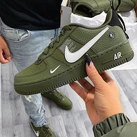 Nike Air Force 1 wild casual men's and women's low-top double standard casual shoes