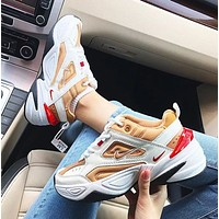 Nike M2K Tekno New fashion hook couple running shoes