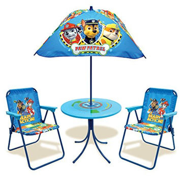 Paw Patrol 88181 Paw Patrol Classic Patio Set Toy