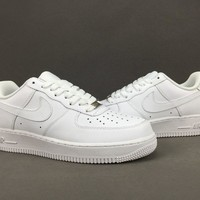 Women's and men's nike air force 1 cheap nike shoes 079