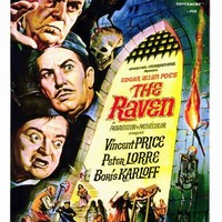 The Raven 27x40 Movie Poster (1963)