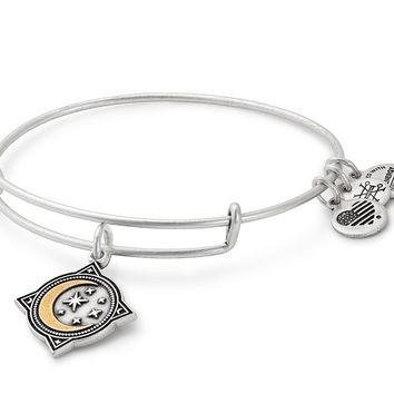 Moonlight Charm Bangle