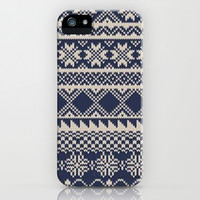 Christmas Time iPhone & iPod Case by Pink Berry Pattern