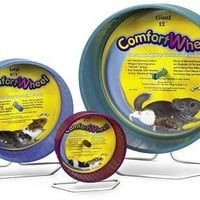 Super Pet Comfort Exercise Wheel for Chinchilla Rat Giant 12 inch