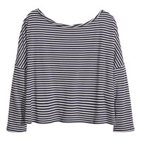 H&M - Wide-cut Top -