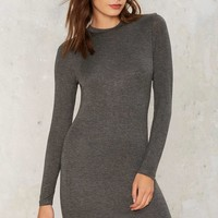 Morning Crew Mini Dress