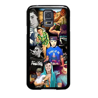 jake miller collage case for samsung galaxy s5