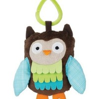 Skip Hop Treetop Friends Stroller Toy, Wise Owl