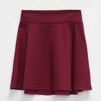 FULL TILT Ponte Girls Skater Skirt | Skirts