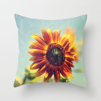 lazy days Throw Pillow by Sylvia Cook Photography | Society6