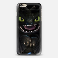 Toothless iPhone 6 case by Emiliano Morciano | Casetify