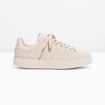 & Other Stories | adidas Stan Smith Bold | Beige