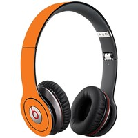 Orange Skin for the Beats Solo HD by skinzy.com