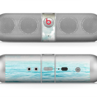The Paradise Vintage Waves Skin for the Beats by Dre Pill Bluetooth Speaker