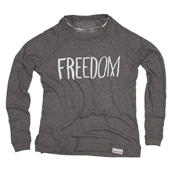 Freedom Mocha Women's Lightweight Pullover