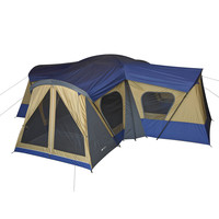 Ozark Trail Base Camp 14-Person Cabin Tent - Walmart.com