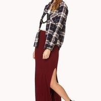 Must-Have Slit Maxi Skirt