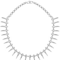Kendra Scott: Alden Collar Necklace in Silver