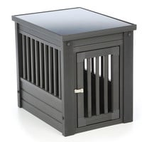 New Age Pet Habitat 'n Home™ InnPlace™ Pet Crate End Table