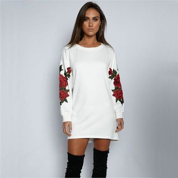 Floral Fashion Oversized Autumn New Look