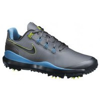 NIKE TW 2014 GOLF SHOE GRAY/BLACK   Discount Prices for Golf Equipment