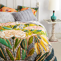 Quilts & Coverlets - Bedroom - anthropologie.com