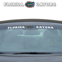 "Florida Gators 35""x4"" Windshield Decal"