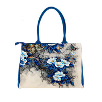 Beautiful Floral Handbag