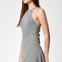 Kendall and Kylie Knit Goddess Neck Dress at PacSun.com